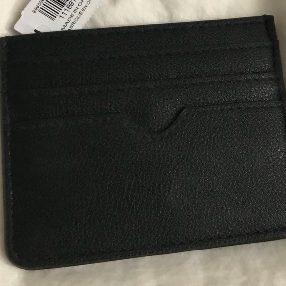 Express Accessories - Nwt express credit card holder
